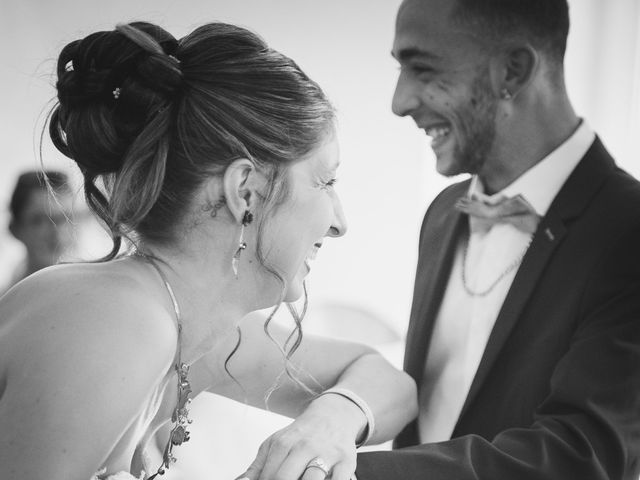 Le mariage de Antoine et Clarisse à Ribes, Ardèche 25