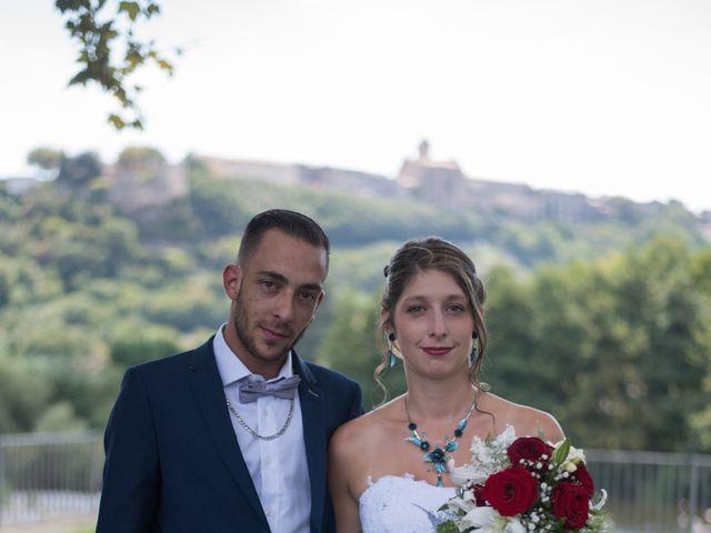 Le mariage de Antoine et Clarisse à Ribes, Ardèche 30