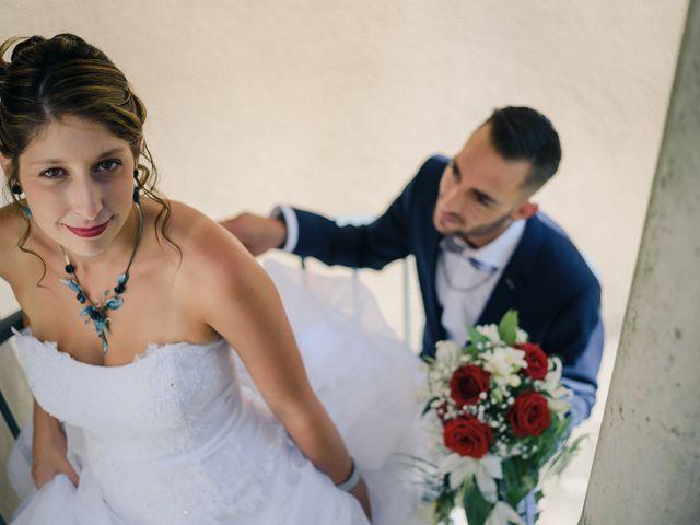Le mariage de Antoine et Clarisse à Ribes, Ardèche 32