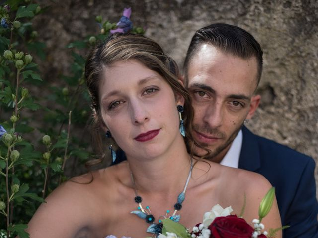Le mariage de Antoine et Clarisse à Ribes, Ardèche 33