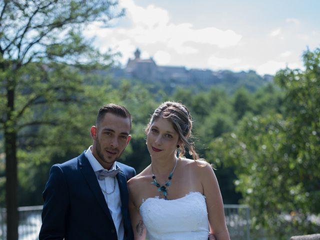 Le mariage de Antoine et Clarisse à Ribes, Ardèche 34