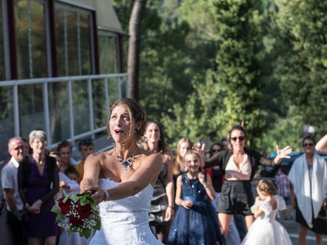 Le mariage de Antoine et Clarisse à Ribes, Ardèche 43