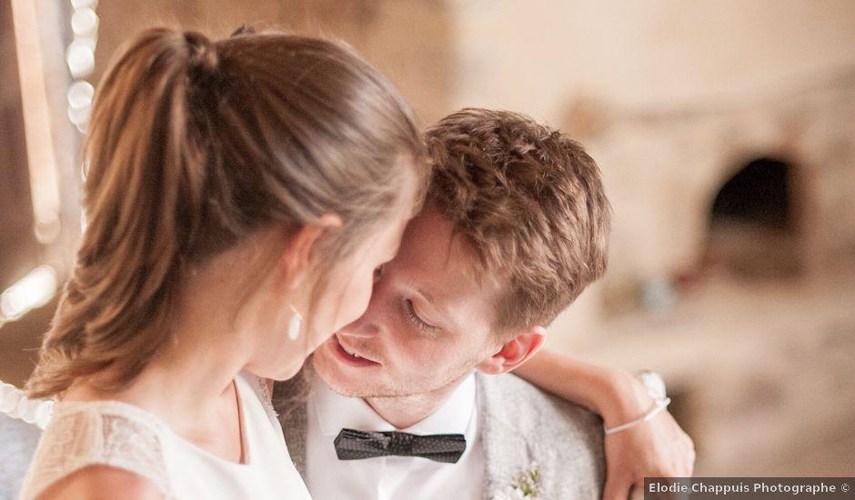 Le mariage de Philipp et Hanne à Durfort-et-Saint-Martin-de-Sossenac, Gard