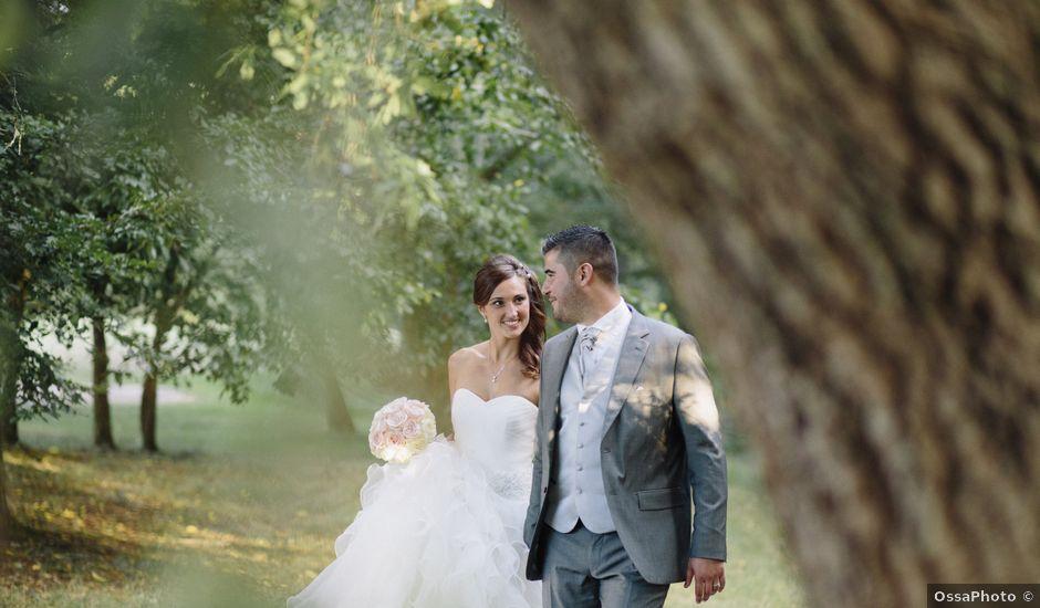Le mariage de Xavier et Emilie à Saint-Aubin-de-Médoc, Gironde
