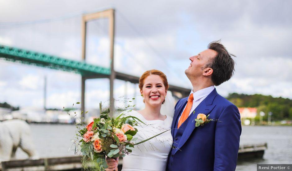 Le mariage de Elinor et Anders à Brest, Finistère