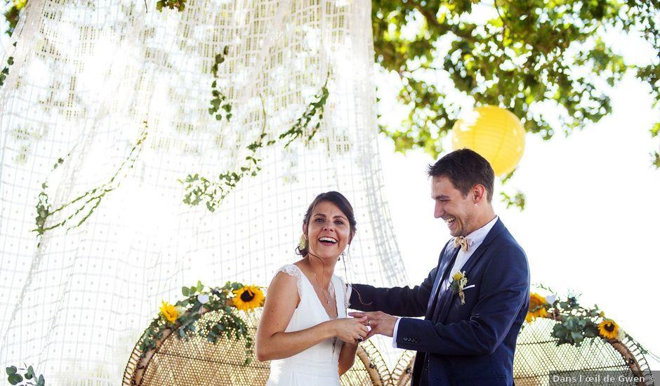 Le mariage de Quentin et Elise à Rochefort-sur-Loire, Maine et Loire