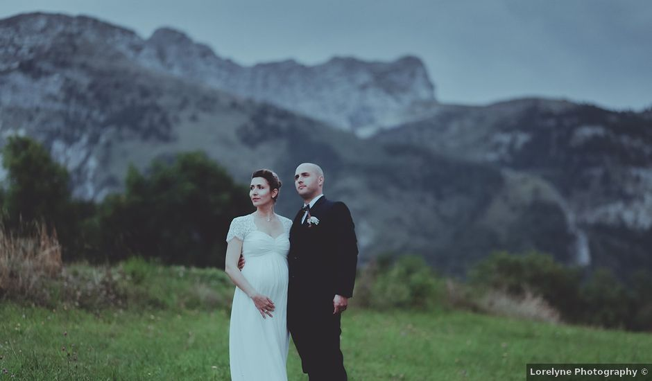 Le mariage de Yohann et Marine à Belley, Ain