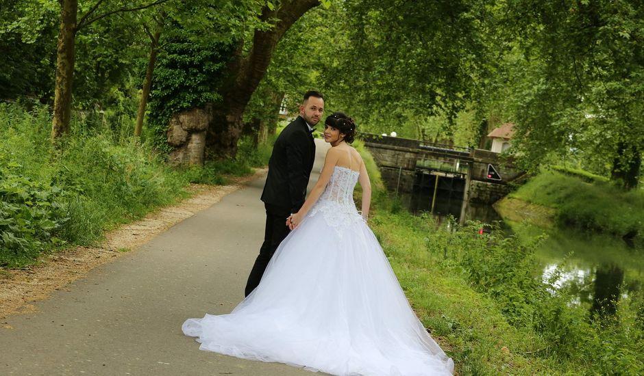 Le mariage de Benjamin et Charlène  à Dole, Jura