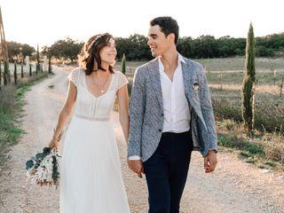 Le mariage de Juliette et Thomas