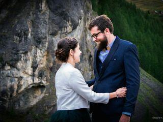 Le mariage de Jade et Jean Mathieu