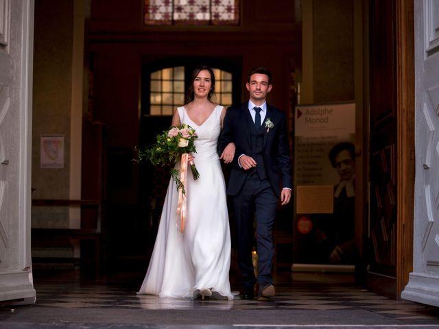Le mariage de Pablo et Ninon à Lyon, Rhône 12