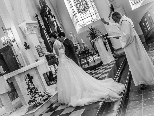 Le mariage de Julien et Typhaine à Coincy, Aisne 5