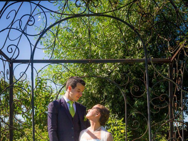 Le mariage de Julien et Typhaine à Coincy, Aisne 25