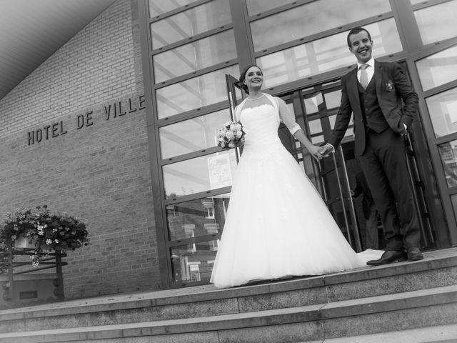 Le mariage de Julien et Typhaine à Coincy, Aisne 47