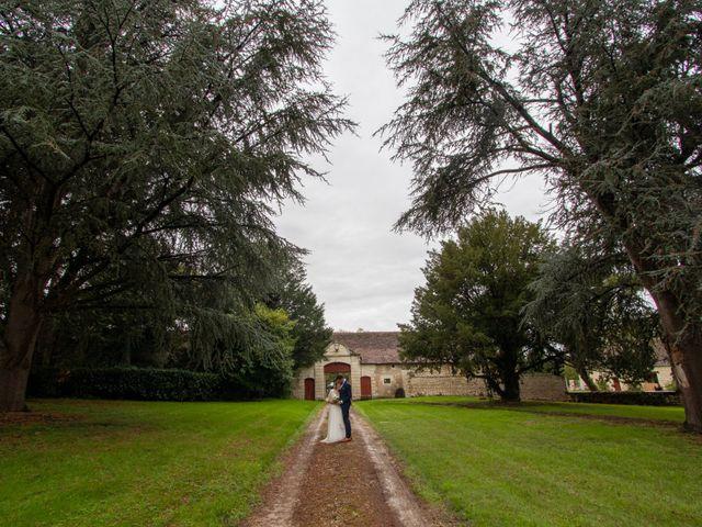 Le mariage de Manuel et Ophélie à Châtellerault, Vienne 21