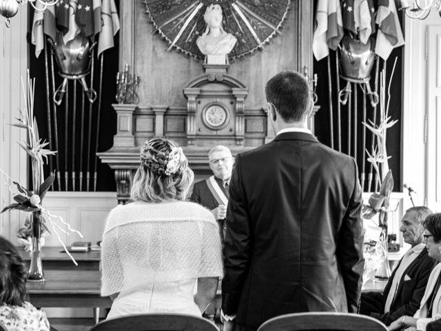 Le mariage de Manuel et Ophélie à Châtellerault, Vienne 27