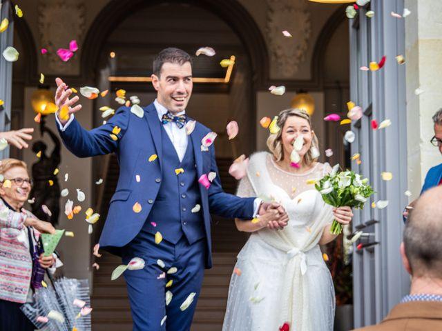 Le mariage de Manuel et Ophélie à Châtellerault, Vienne 33