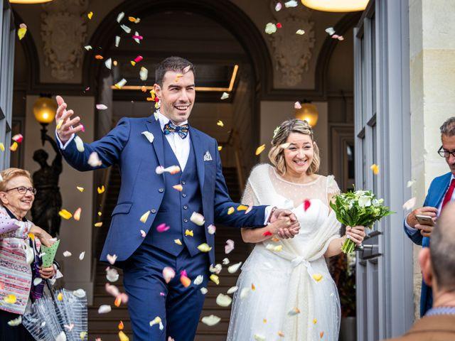 Le mariage de Manuel et Ophélie à Châtellerault, Vienne 34