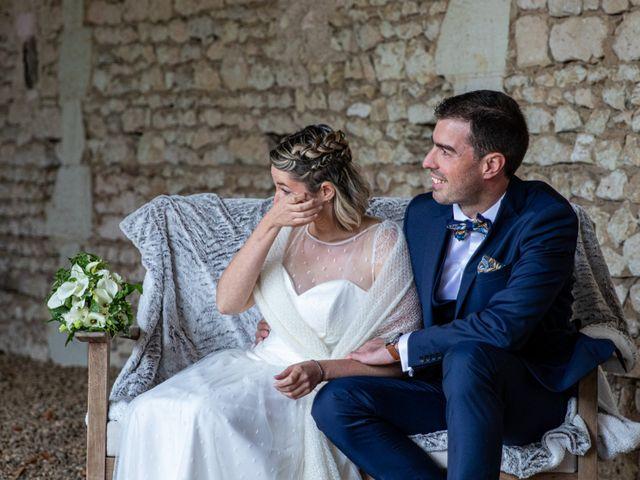 Le mariage de Manuel et Ophélie à Châtellerault, Vienne 43