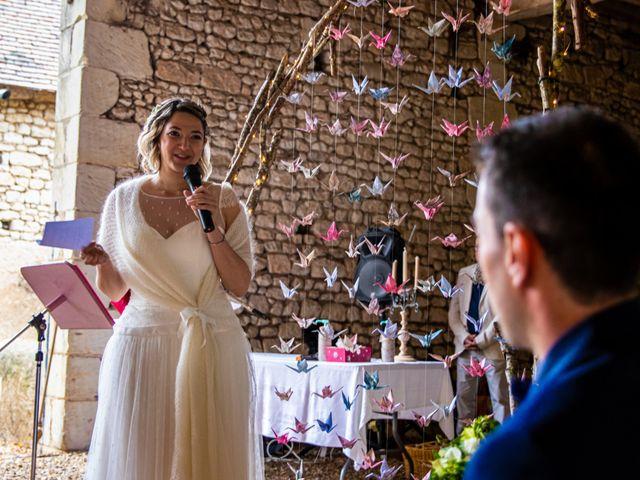 Le mariage de Manuel et Ophélie à Châtellerault, Vienne 46