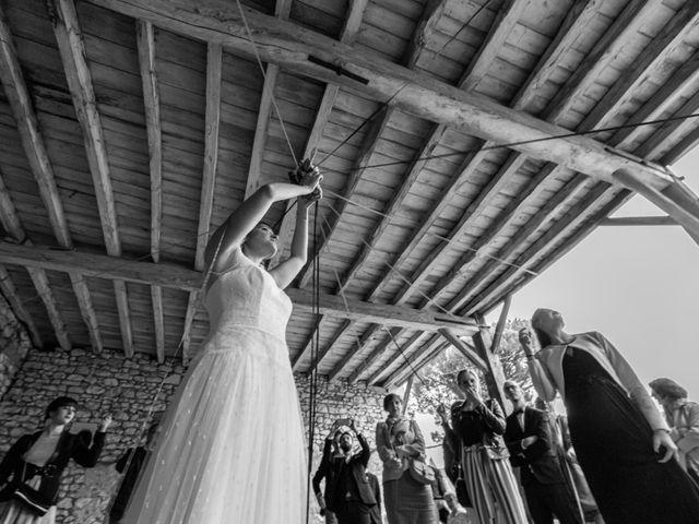 Le mariage de Manuel et Ophélie à Châtellerault, Vienne 72