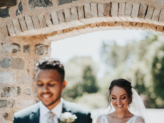 Le mariage de Thomas et Mégane à Château-Arnoux Saint-Auban, Alpes-de-Haute-Provence 6