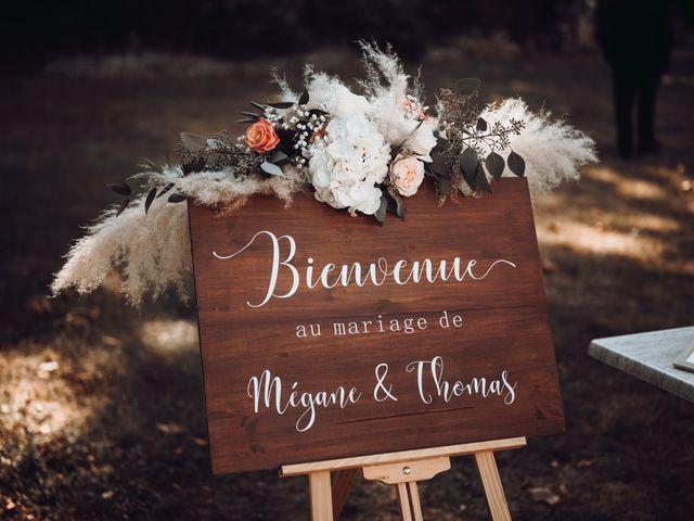 Le mariage de Thomas et Mégane à Château-Arnoux Saint-Auban, Alpes-de-Haute-Provence 11