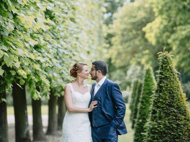 Le mariage de Olga et Kamel