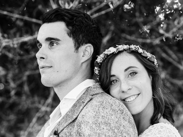 Le mariage de Thomas et Juliette à Rochefort-du-Gard, Gard 12