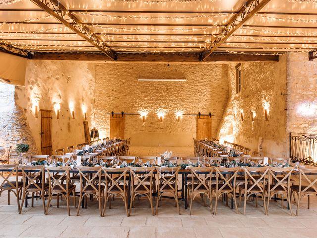 Le mariage de Thomas et Juliette à Rochefort-du-Gard, Gard 22