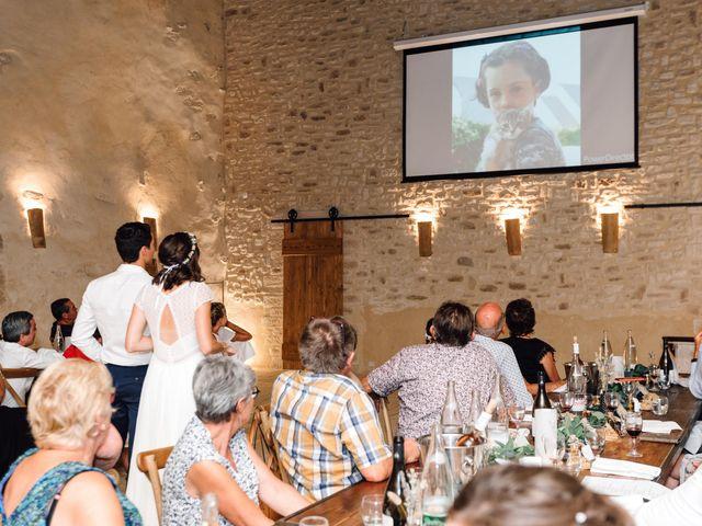Le mariage de Thomas et Juliette à Rochefort-du-Gard, Gard 24