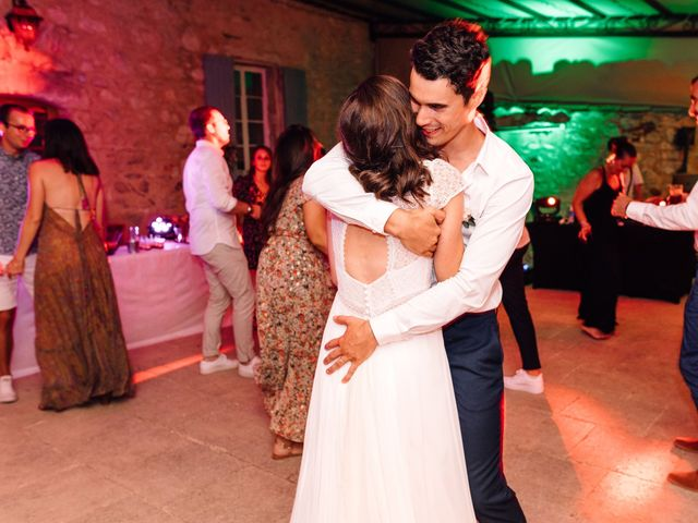 Le mariage de Thomas et Juliette à Rochefort-du-Gard, Gard 25