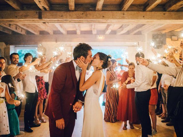 Le mariage de Maïlys et Julien