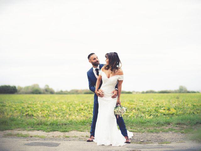 Le mariage de Pauline et Jeremy