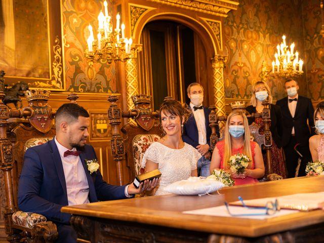 Le mariage de Brayan et Marlène à Orléans, Loiret 3