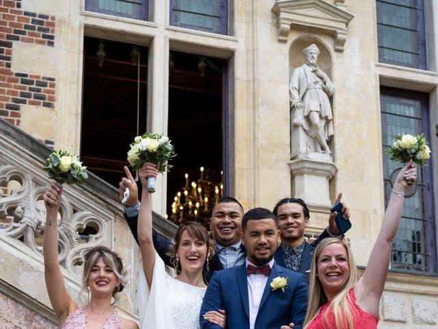 Le mariage de Brayan et Marlène à Orléans, Loiret 5