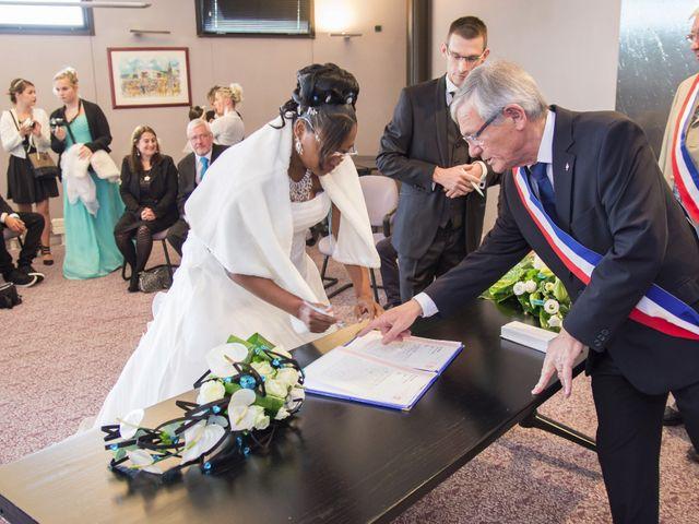 Le mariage de Mickaël et Shalima à Plaintel, Côtes d'Armor 6