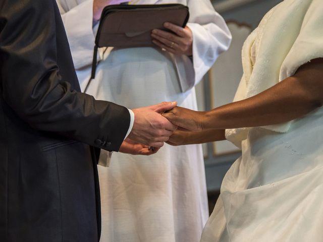 Le mariage de Mickaël et Shalima à Plaintel, Côtes d'Armor 7