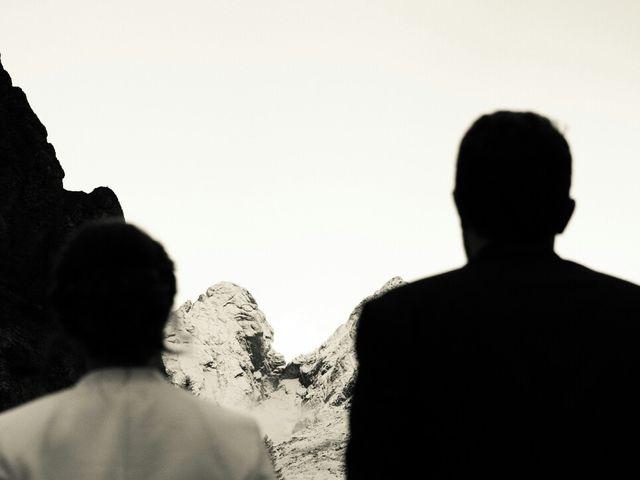 Le mariage de Jean Mathieu et Jade à Valloire, Savoie 3