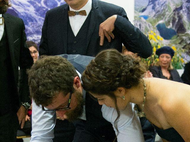 Le mariage de Jean Mathieu et Jade à Valloire, Savoie 7