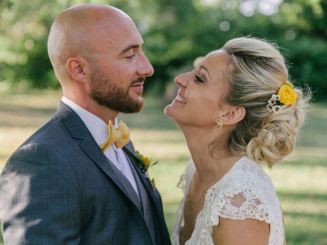 Le mariage de Patricia et Julien