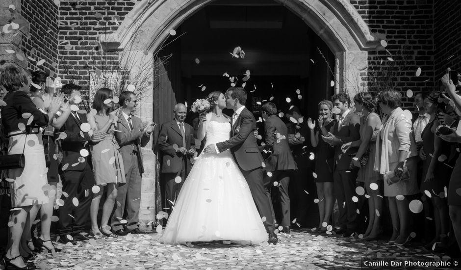 Le mariage de Julien et Typhaine à Coincy, Aisne