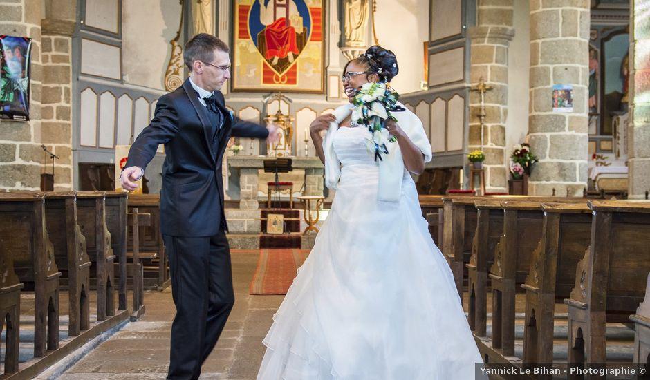 Le mariage de Mickaël et Shalima à Plaintel, Côtes d'Armor