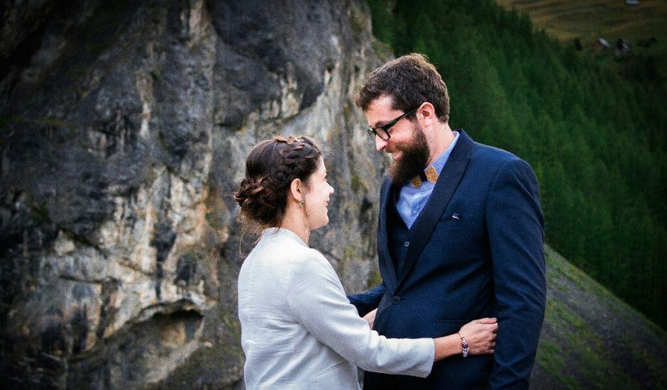 Le mariage de Jean Mathieu et Jade à Valloire, Savoie