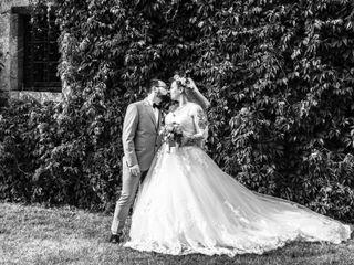 Le mariage de Mai-Gwenn et Geoffrey