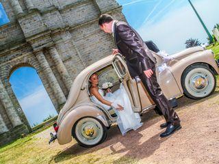 Le mariage de Stéphanie et Antoine