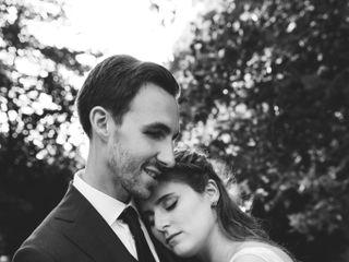Le mariage de Odile et Florian