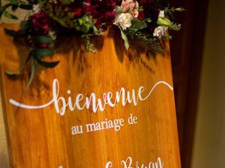 Le mariage de Fetiye et Bryan 1