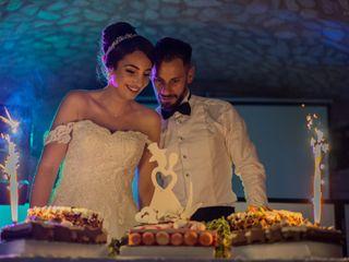 Le mariage de Fetiye et Bryan