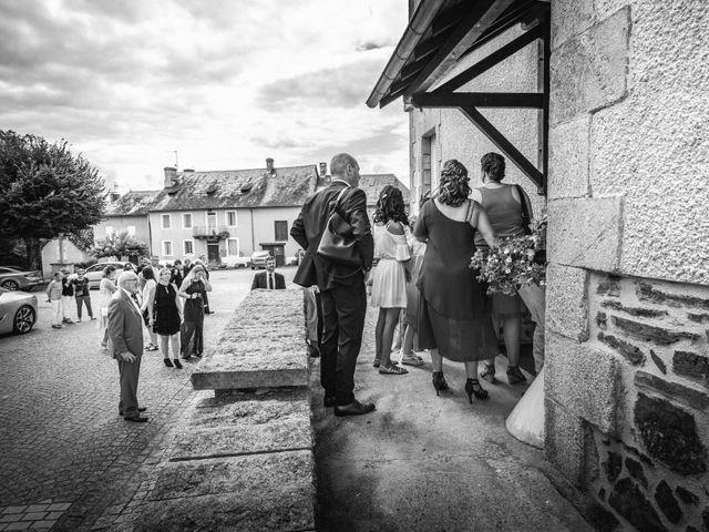 Le mariage de Loïc et Stéphanie à Saint-Salvadour, Corrèze 13